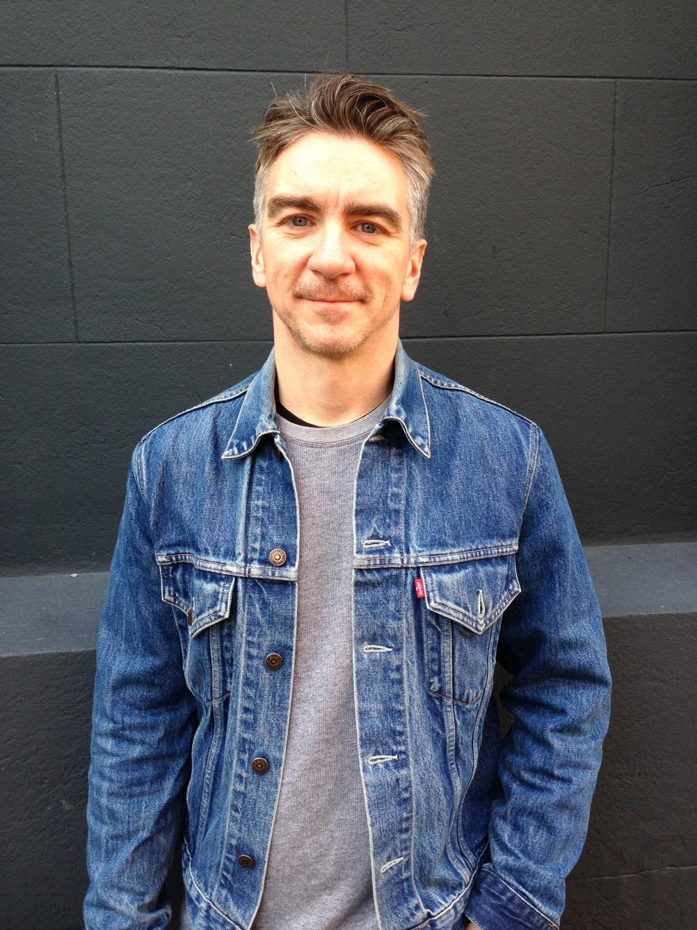 Chris Harrison, creative director, Harrison Agency