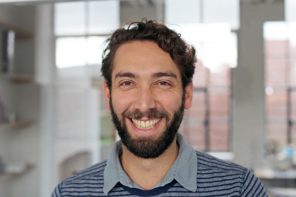 Daniel Hirschmann, founder, Hirsch & Mann