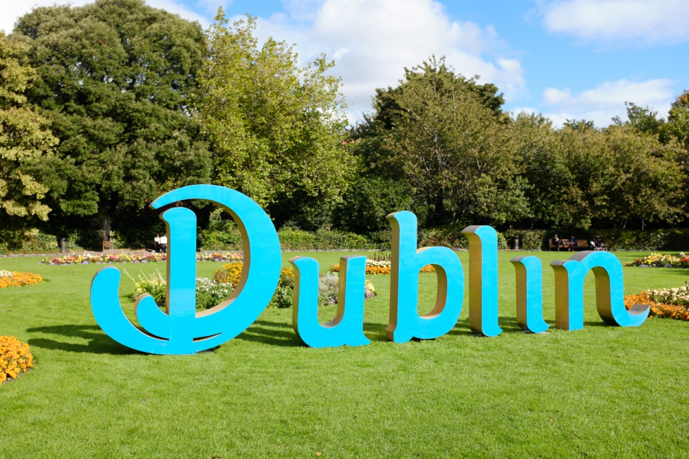 Dublin Sign -26 of 440