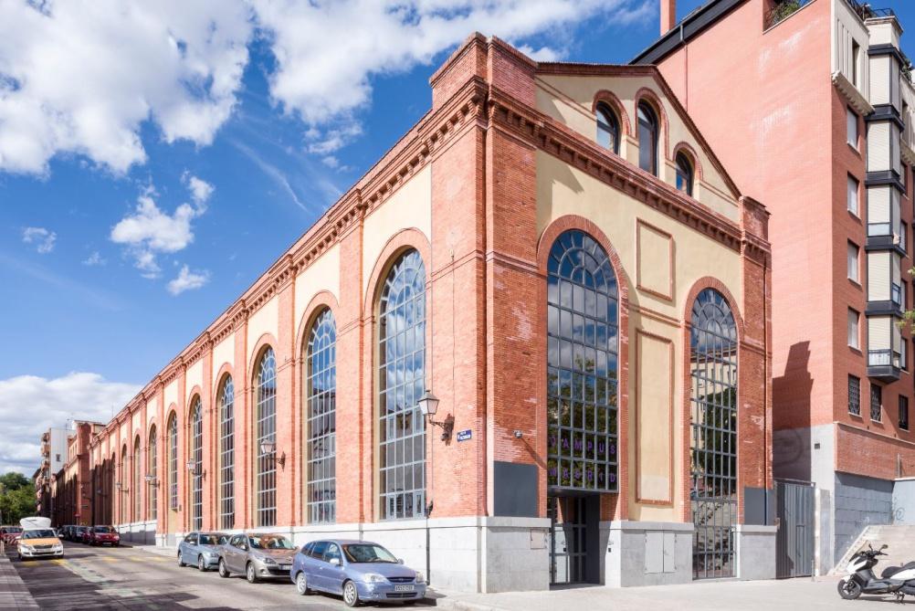 Google Campus Madrid-Exterior - photo Gareth Gardner