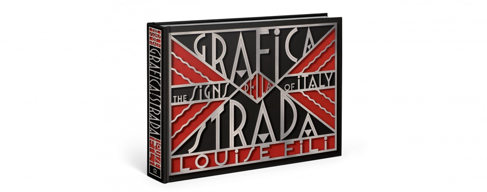 """The Signs of Italy, a study of shop signs and """"a typographic love letter to Italy"""", says Fili"""