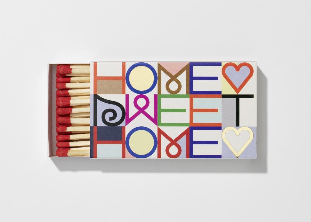 "Matchbox ""Home Sweet Home"""