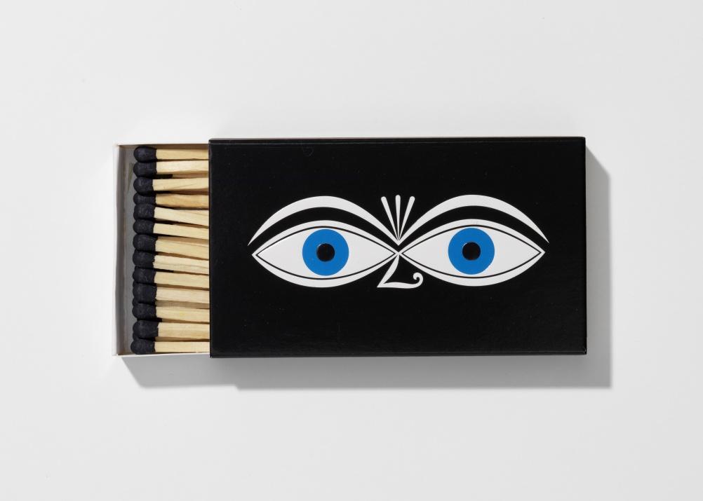 """Matchbox """"Eyes"""""""
