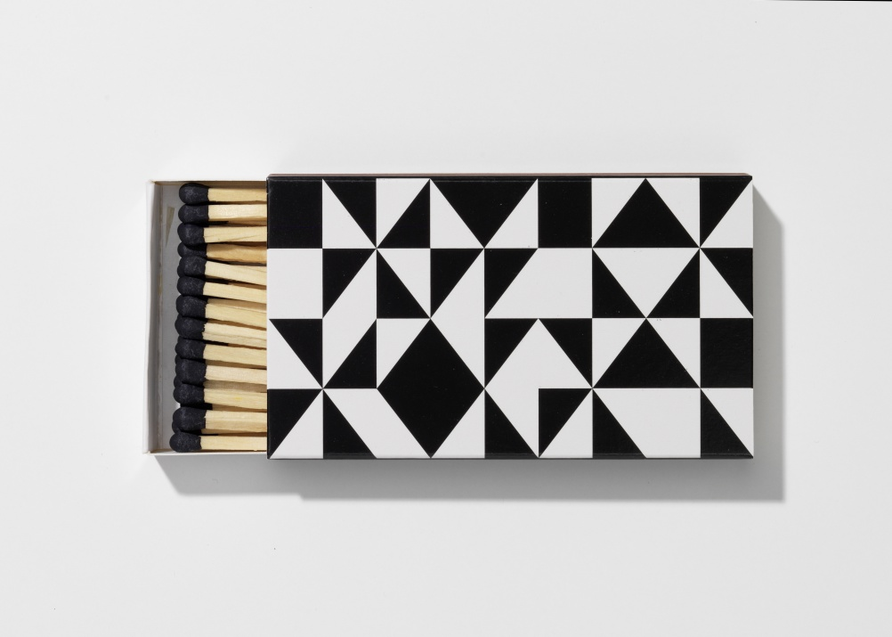 "Matchbox ""Geometric A"""