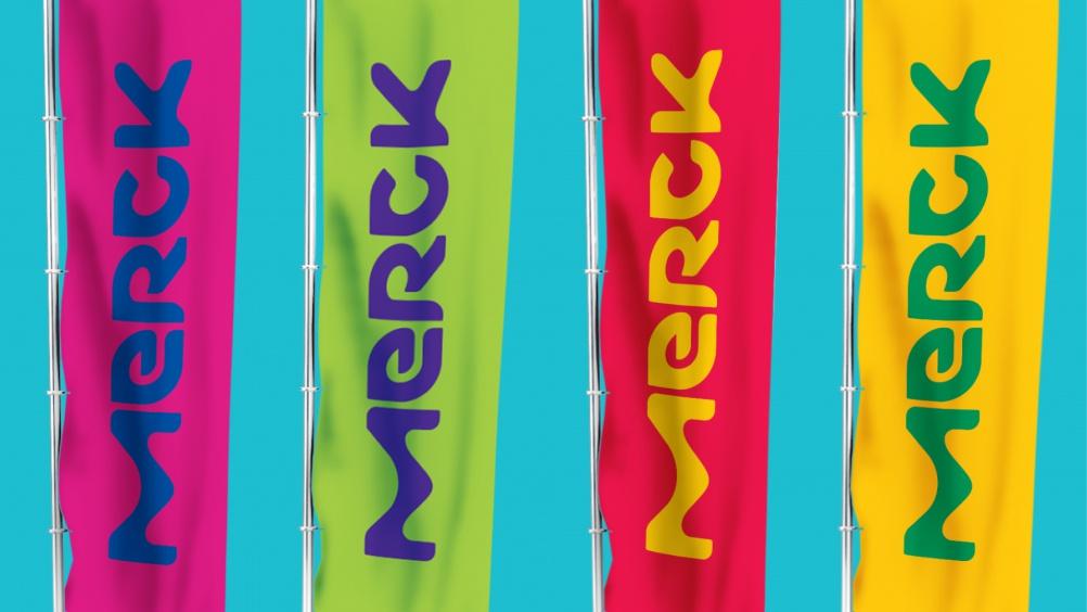 Merck Logo Colours
