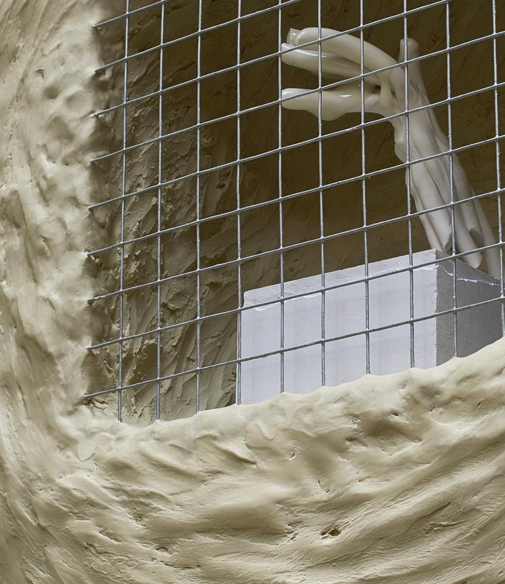 Sam Bakewell - Thynge - British Ceramics Biennal 2015 AWARD