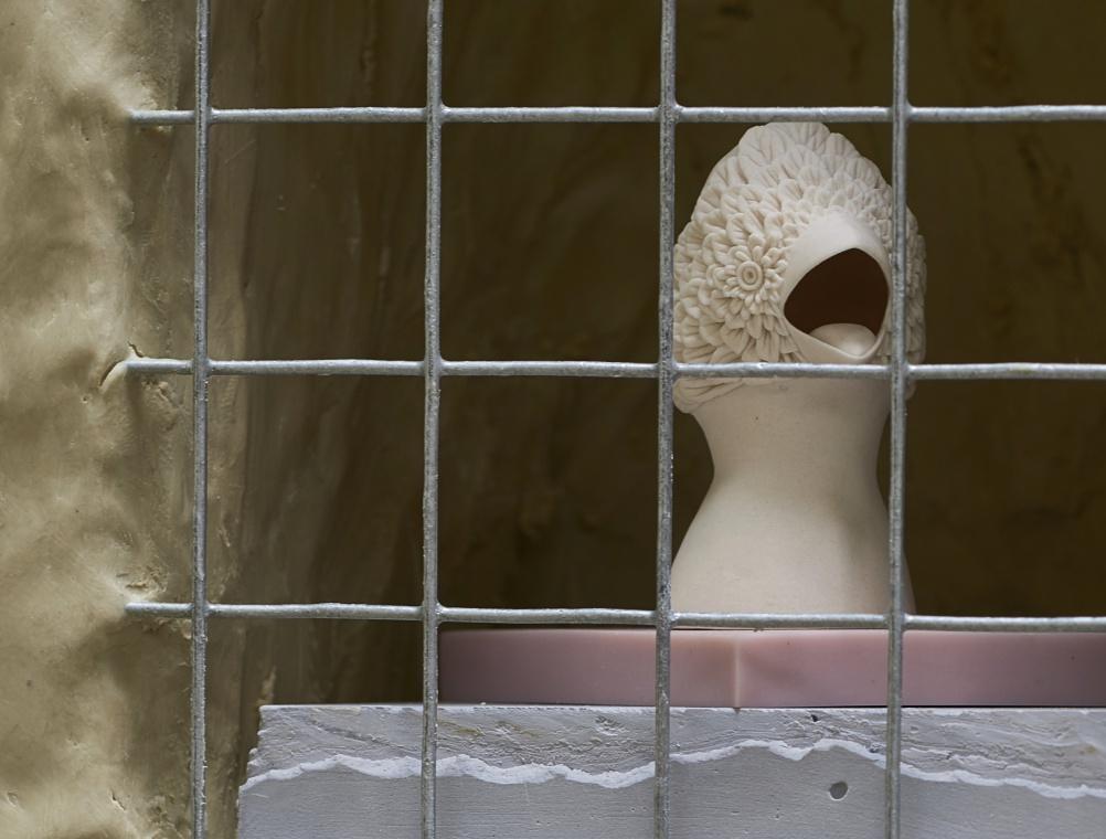 Sam Bakewell - Whom do I owe regret - British Ceramics Biennal 2015 AWARD