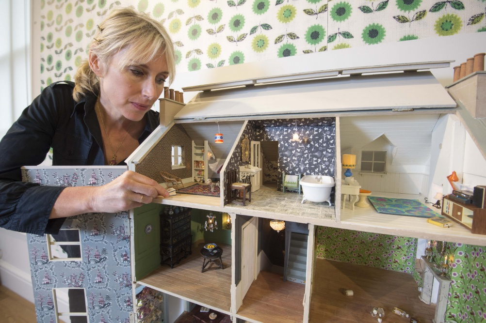 Lauren Child's Dolls',House