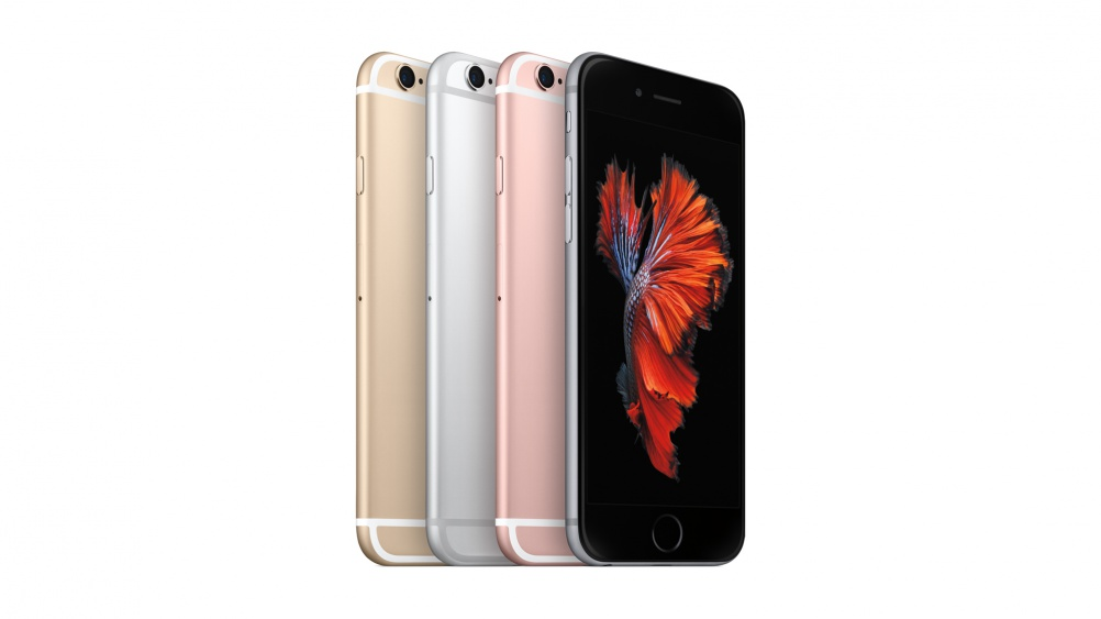 The iPhone 6s, which launched in September 2015