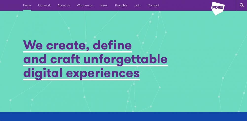Poke's website –