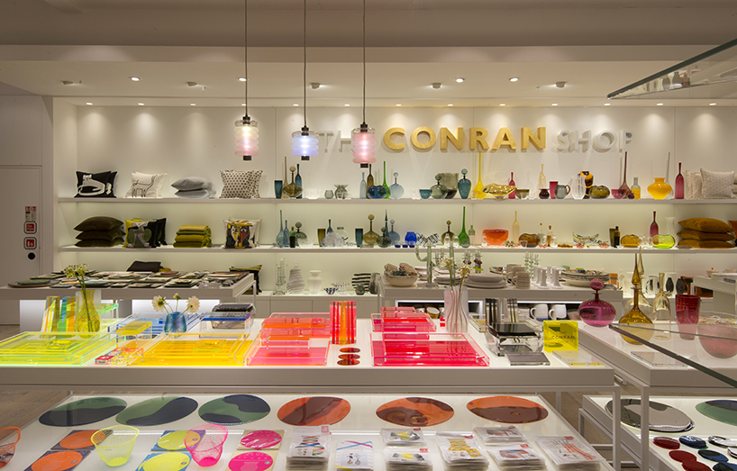 The conran shop selfridges concession by made in place for Jasper conran shop