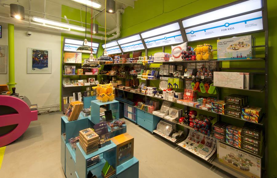 Made In Place Design, Ken Wingate, Transport for London, TFL, South Kensington Tube Popup