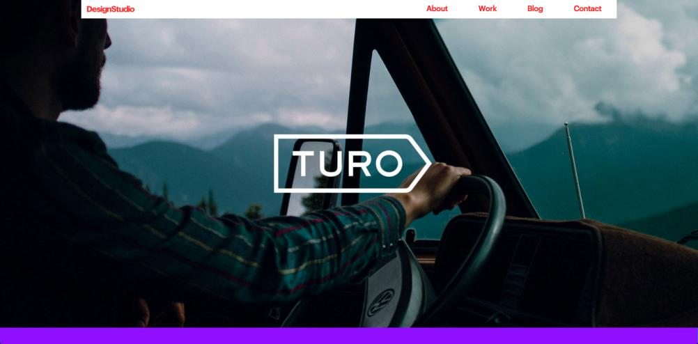 """DesignStudio's website – """"the team looks lovely"""""""