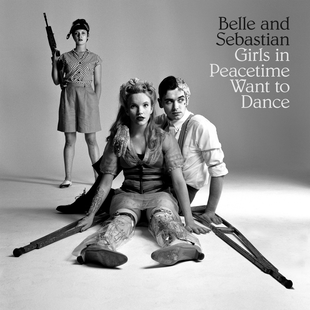 Belle and Sebastian - Peacetime. Photography by Stuart Murdoch Sleeve Design by Emma Howlett