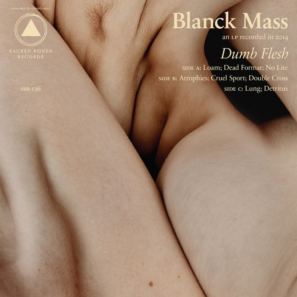 Blanck Mass – Dumb Flesh. Artwork by Alex De Mora