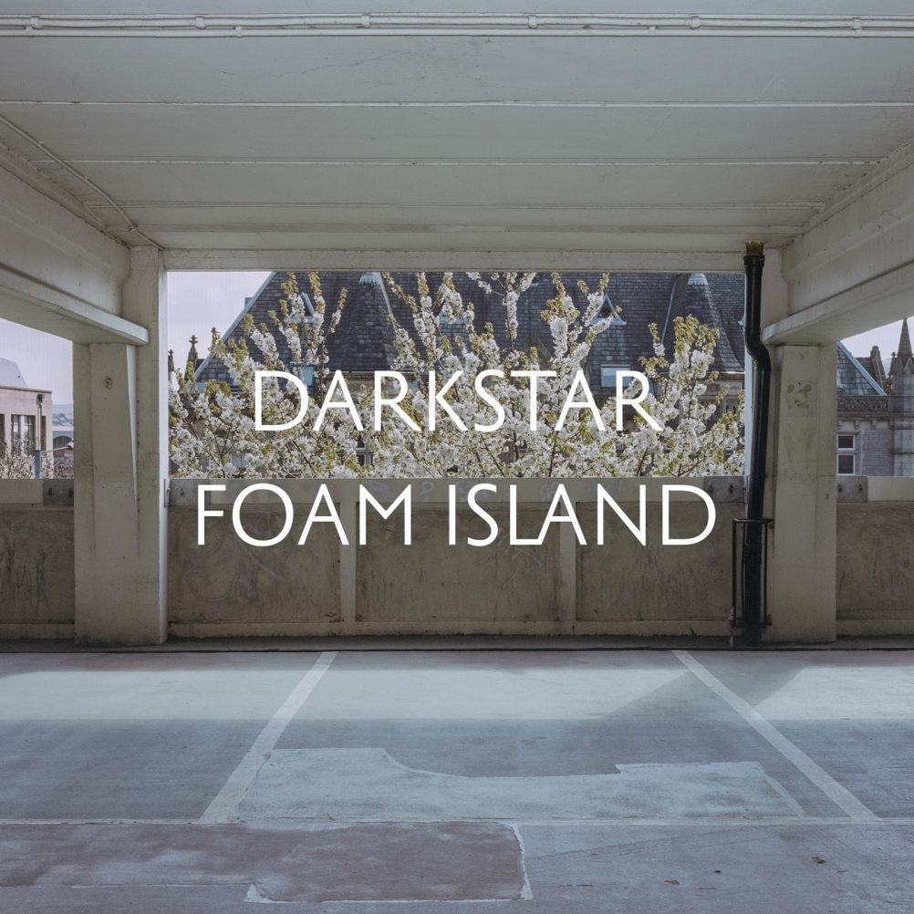 Darkstar - Foam Island. Photography by James Medcraft Design - Build