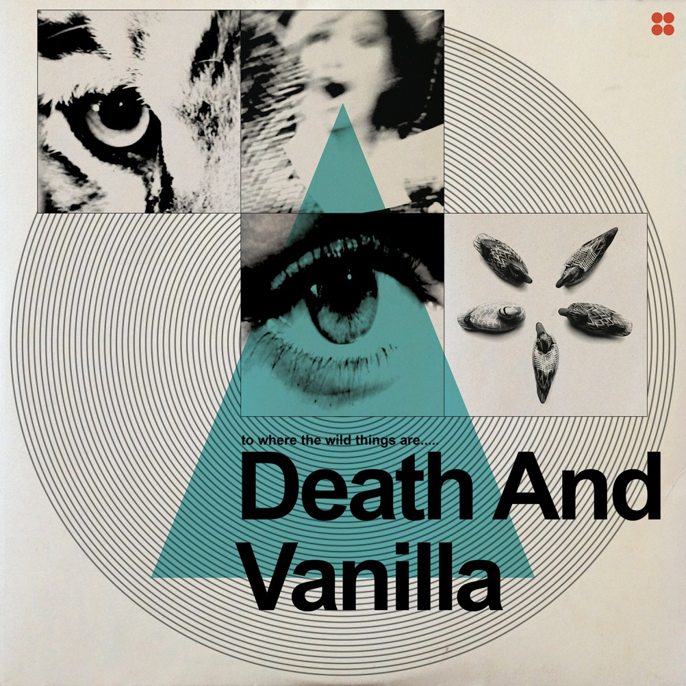 Death and Vanilla - To Where the Wild Things Are. Artwork by Anders Hansson