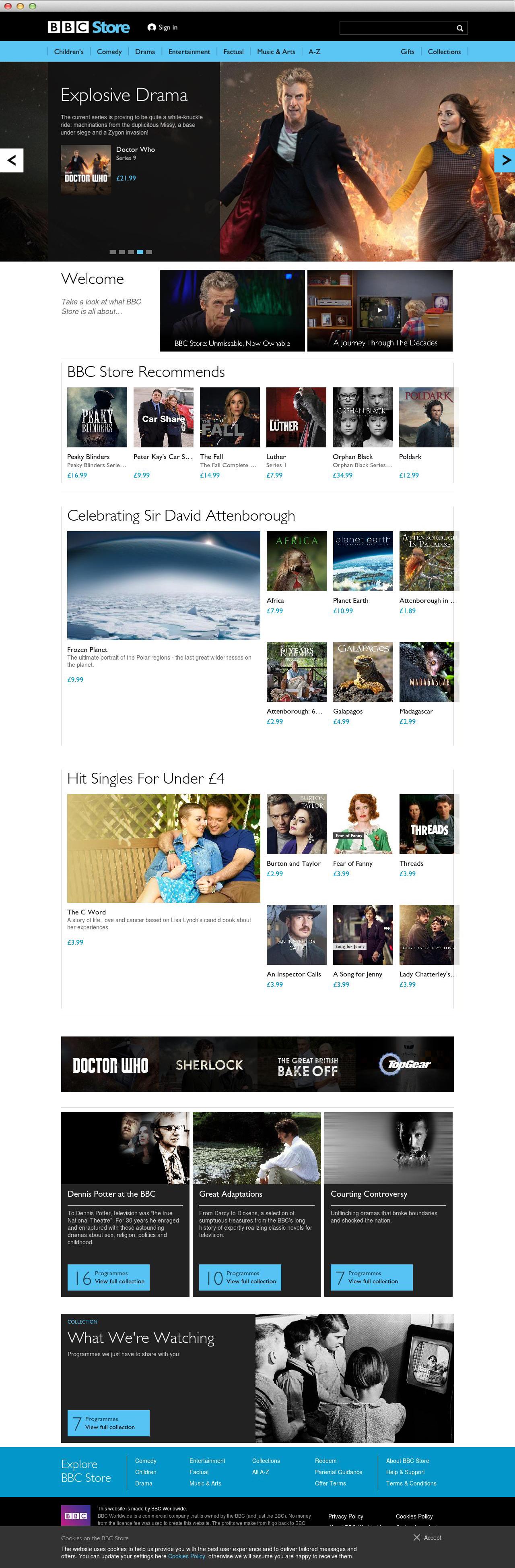 FULL Homepage