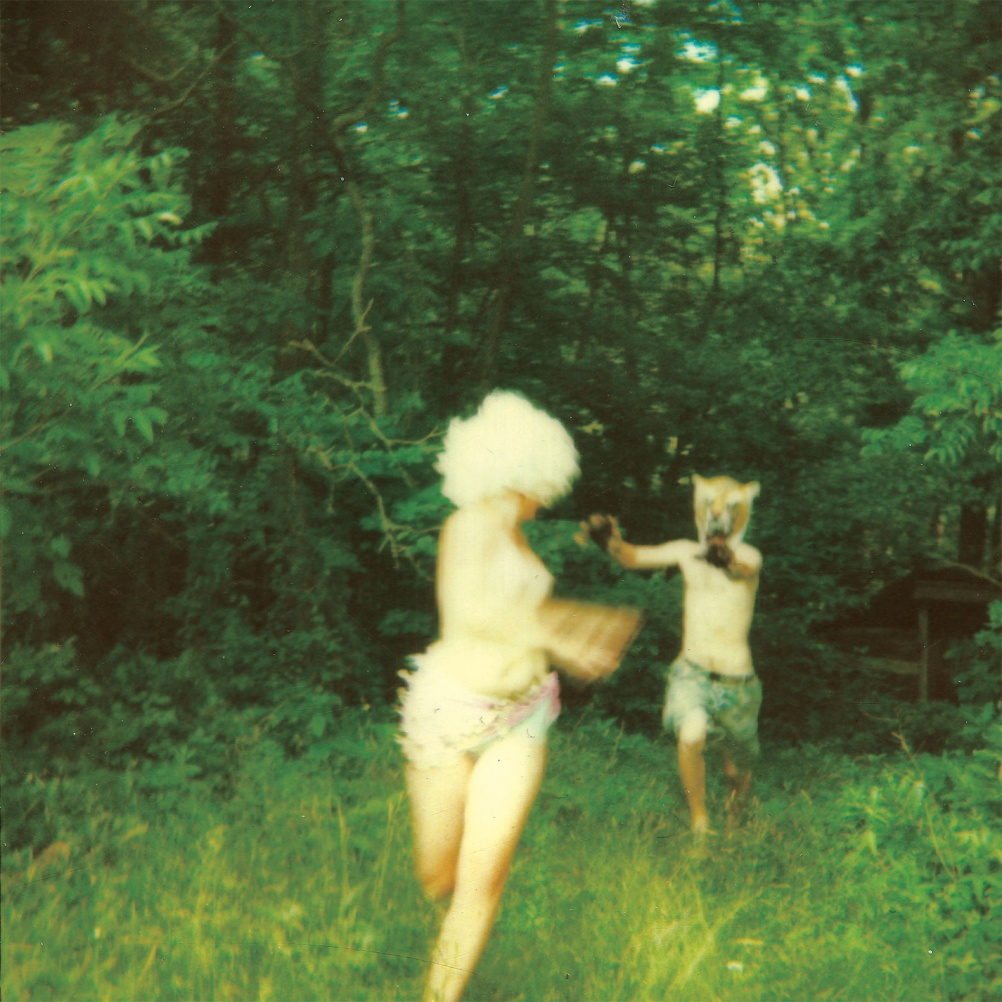 Harmlessness - The World is a Beautiful Place. Cover Photography by Jade Downer
