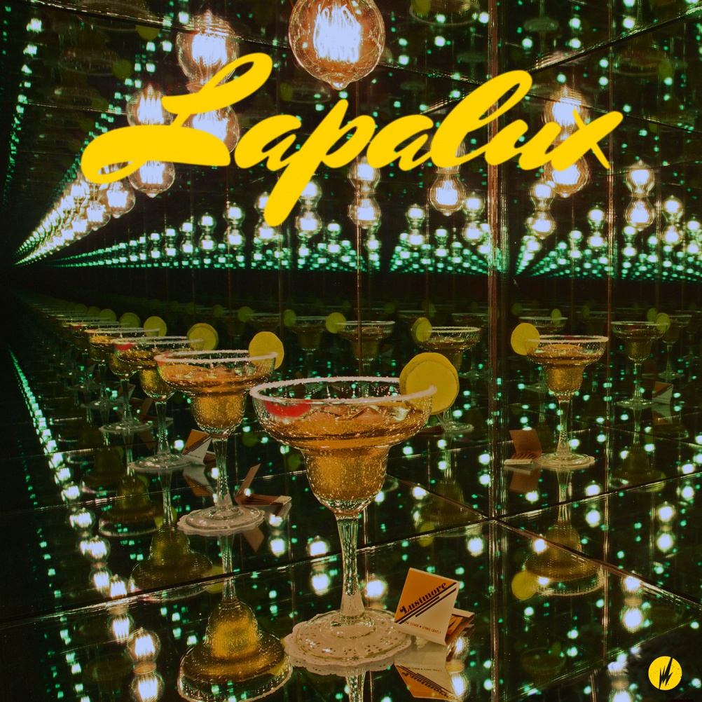 Lapalux - Lustmore. Cover art Marielle Tepper