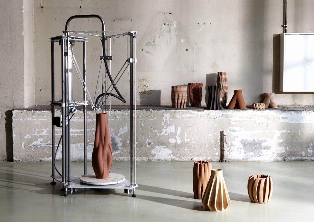 Olivier van Herpt_Functional 3D Printed Ceramics