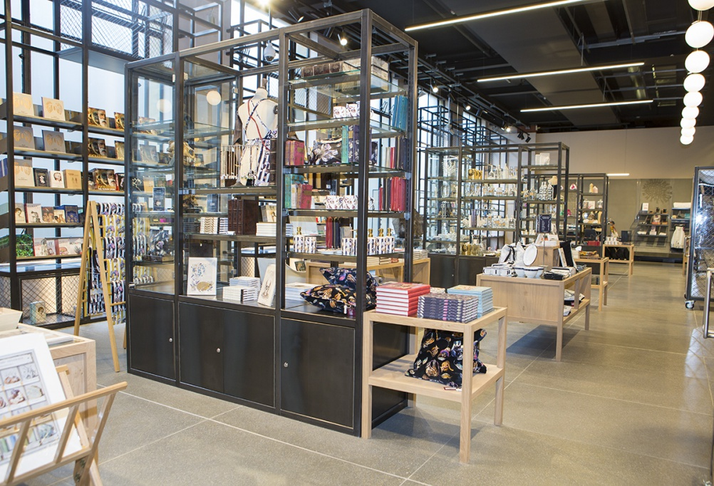 Cranbourne Boutique, Natural History Museum