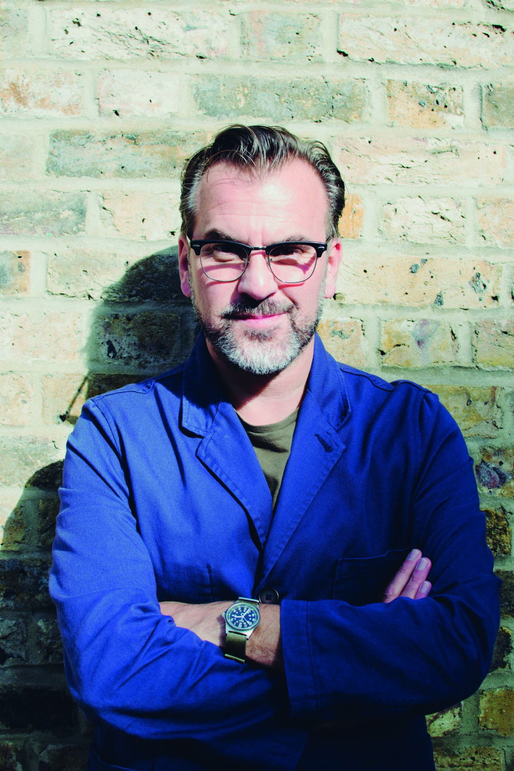Graham Shearsby, chief creative officer, Design Bridge