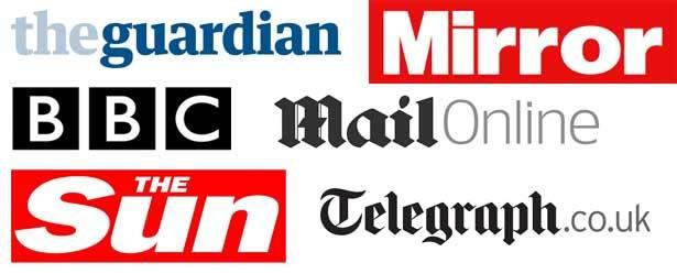 Newspaper Logos