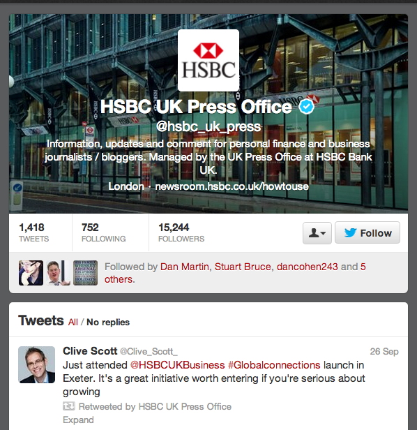How banks are using social media – Econsultancy