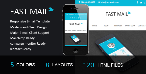 Excellent Responsive Email Templates For Small Businesses - How to create responsive email template