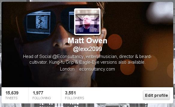 Lexx2099 on Twitter