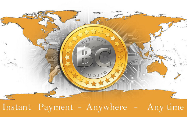 Bitcoin worldwide