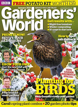 gardener's world magazine