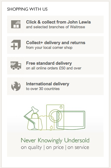 How to present e-commerce shipping information [via @econsultancy]