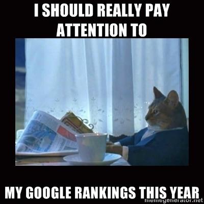 google cat