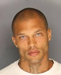 Jeremy Meeks, Good looking felon