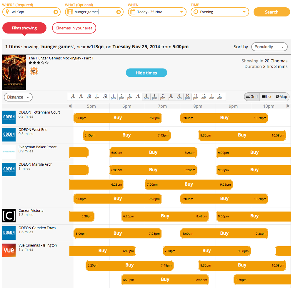 Can a new platform disrupt the way we book cinema tickets online ...