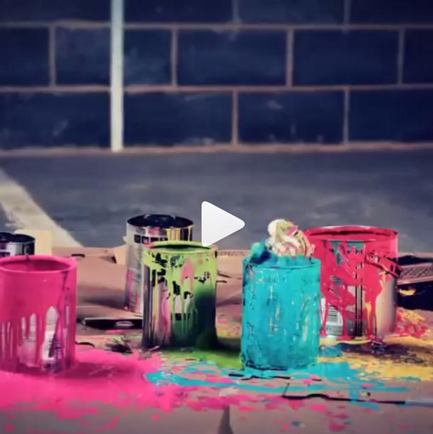 أكثر 15 فيديو instagram إبداعاً في التسويق خلال 2014 - converse