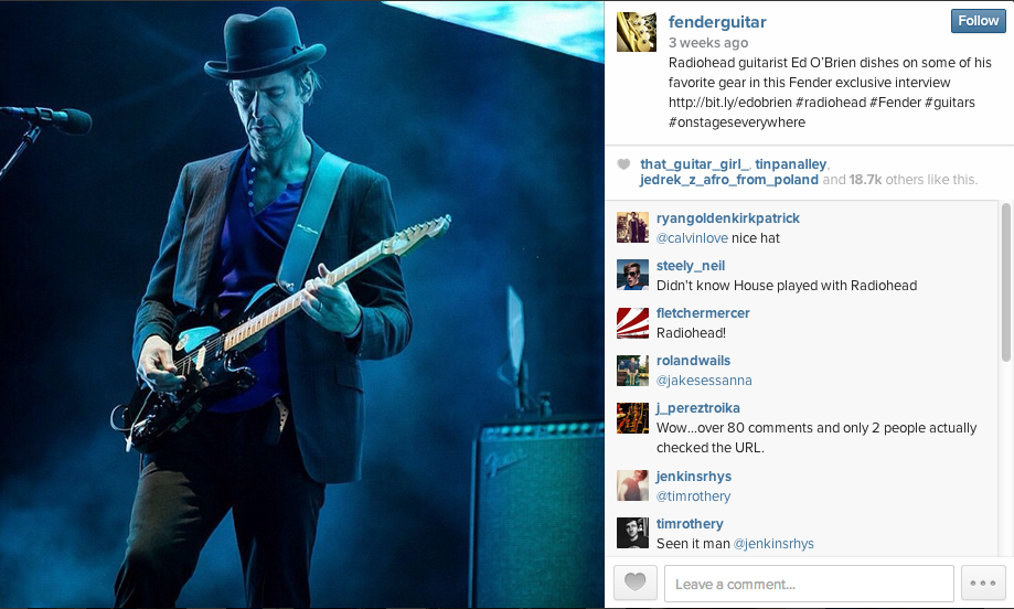 2031e10865418 A look inside Fender s rock n roll content strategy – Econsultancy