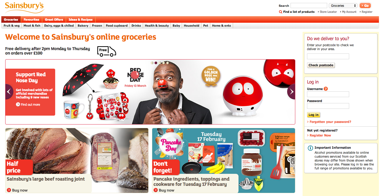 Buy essay online cheap sainsbury case study