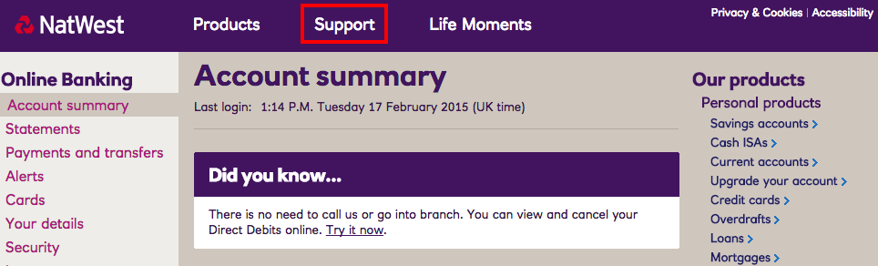 How NatWest provides multichannel customer experiences