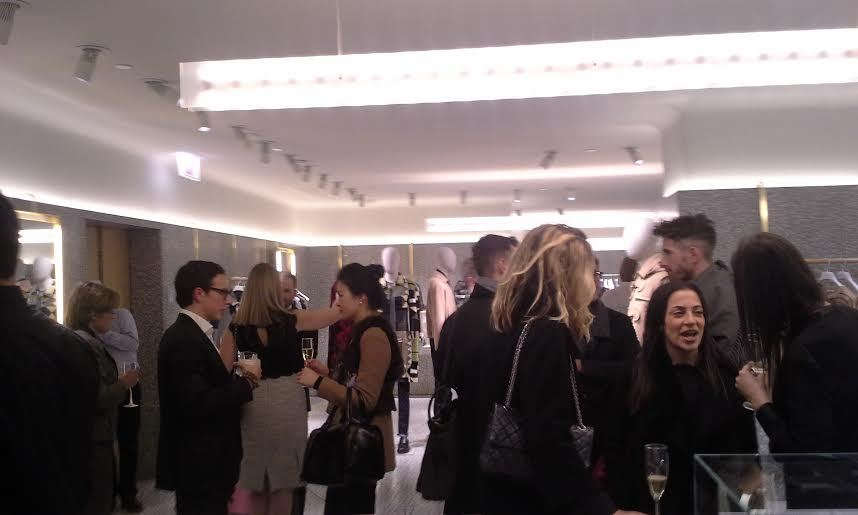 Wall Street Journal experiential reward event party