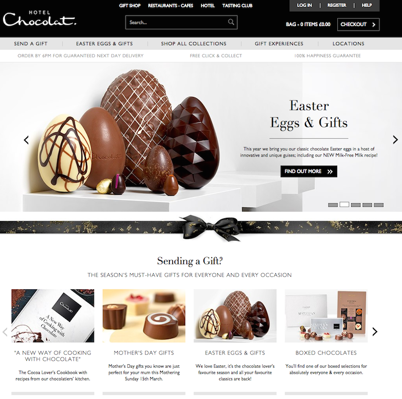 Thorntons vs hotel chocolat user experience comparison hotel chocolat negle Gallery