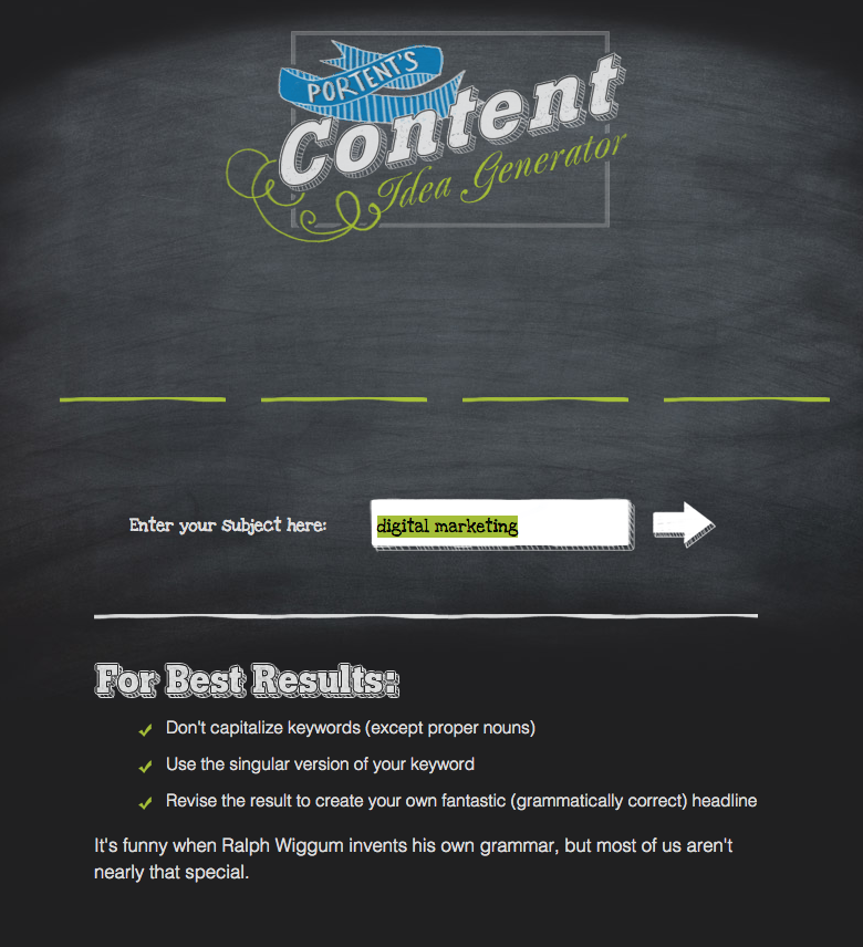 17 fantastically useful tools for content writers and