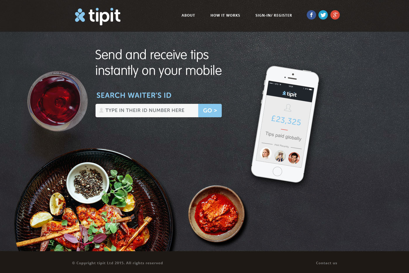 Start me up! A profile of mobile payment app Tipit