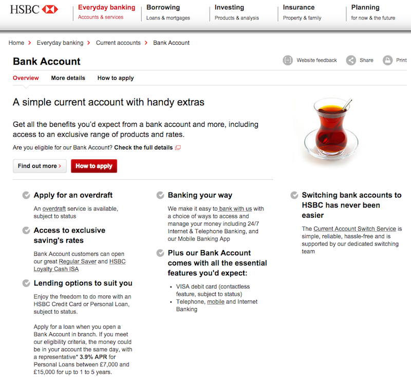 Are banking websites in need of an update? – Econsultancy
