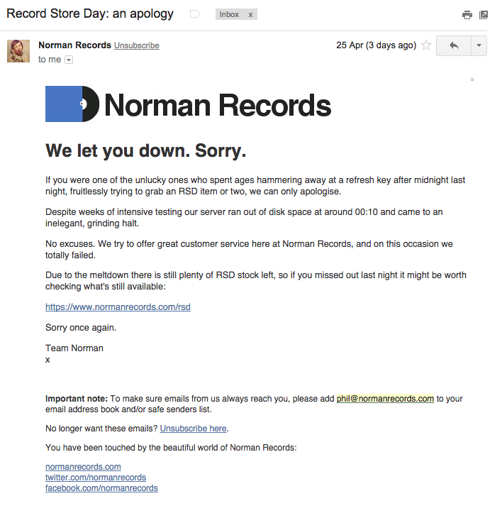 How Brands Can Say Sorry Like They Mean It Econsultancy