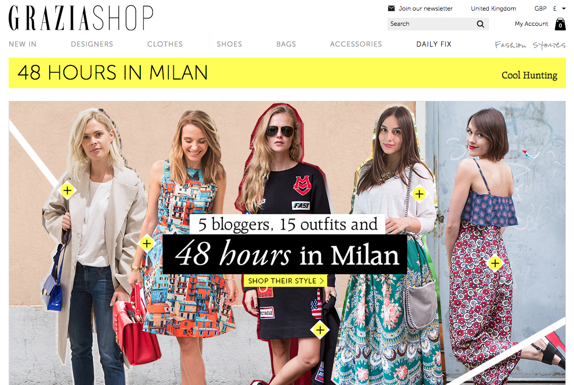 12 useful content marketing examples from ecommerce brands