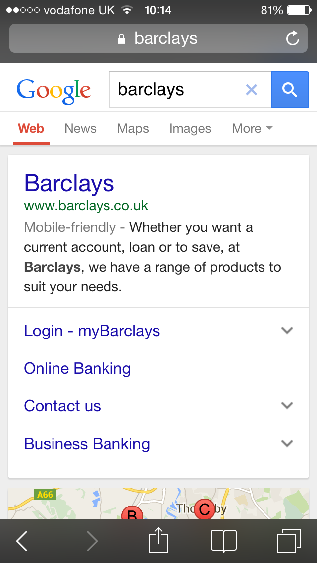 Is Google being too easy on mobile sites with desktop pages