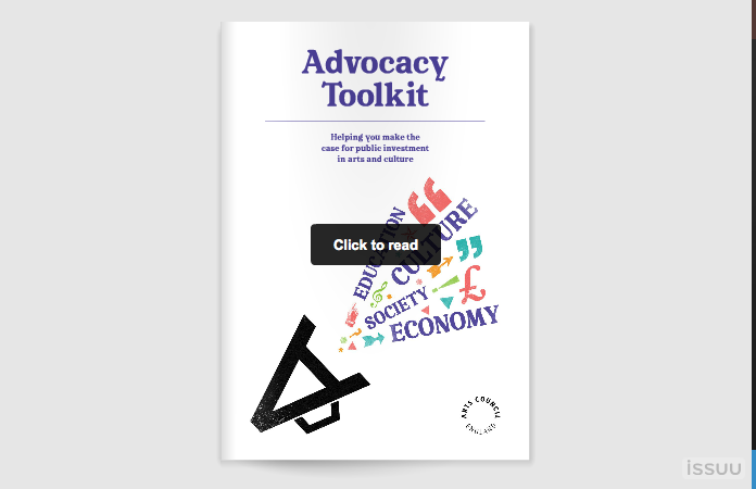 Advocacy toolkit guide